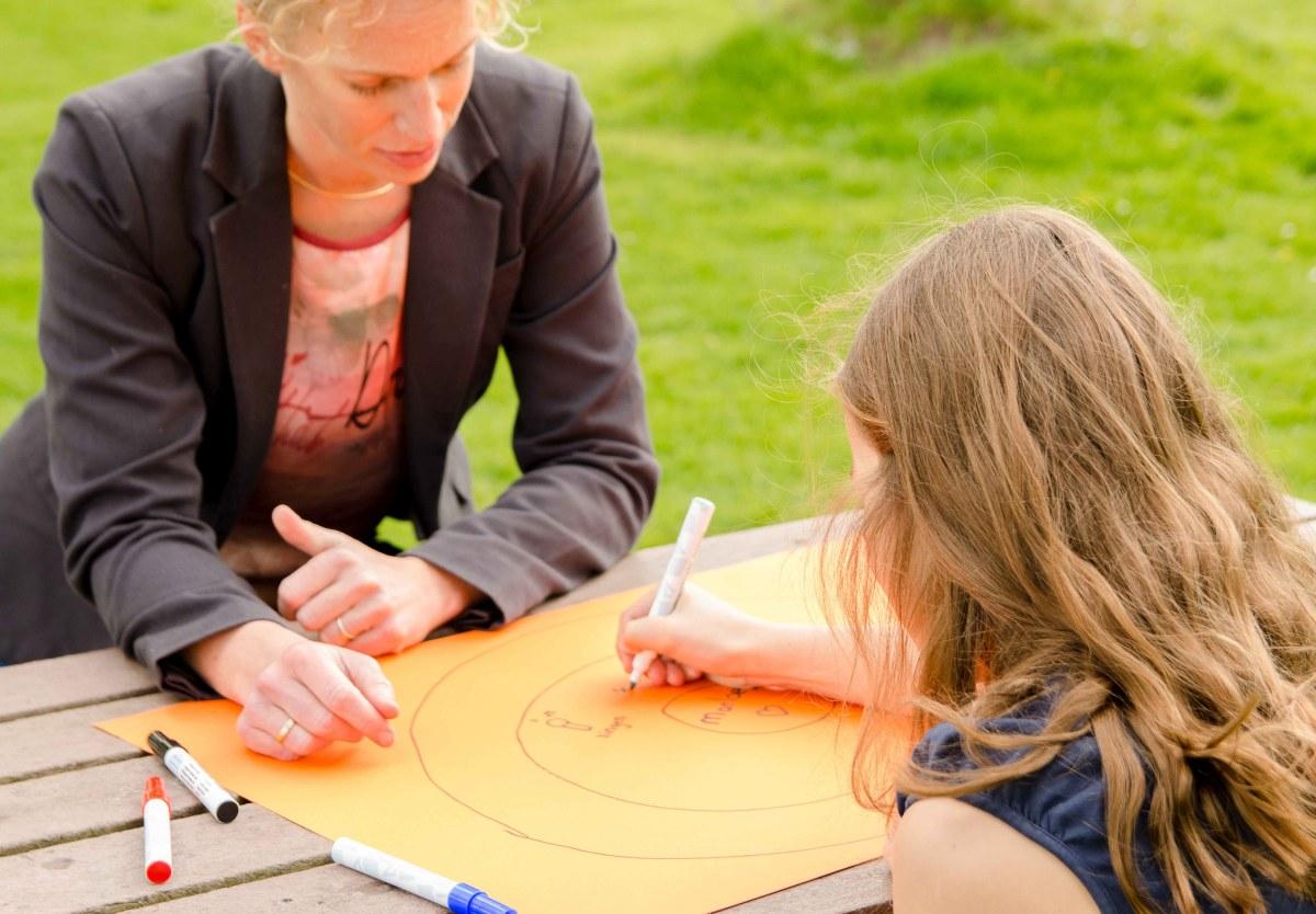 Coaching kinderen